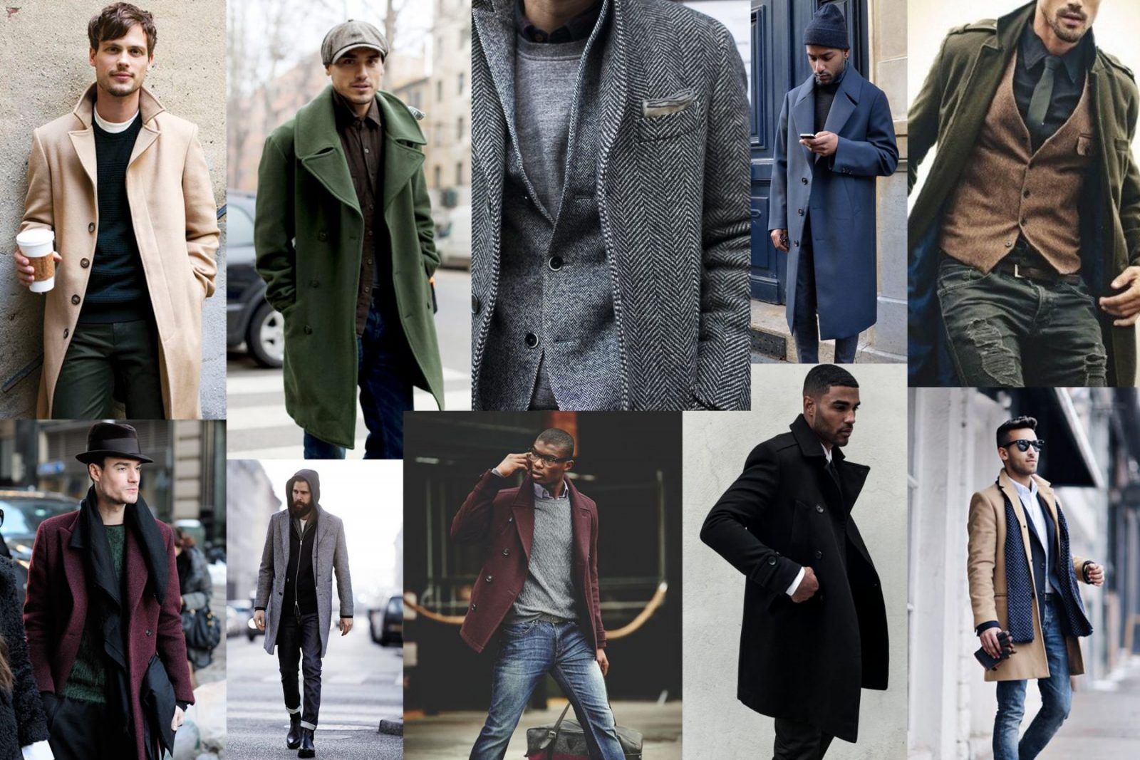 Classic coat: what to wear and what to look for when choosing