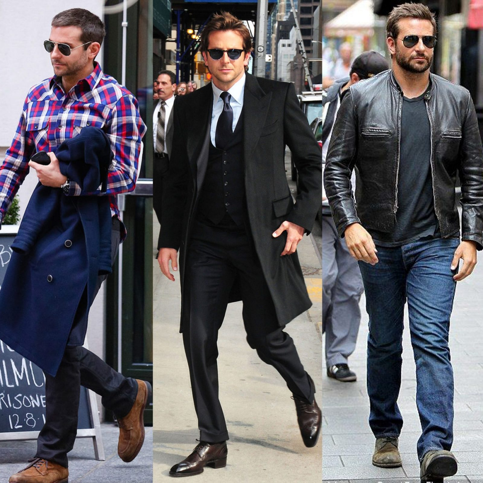 Most Stylish Celebrity Men Of The Week