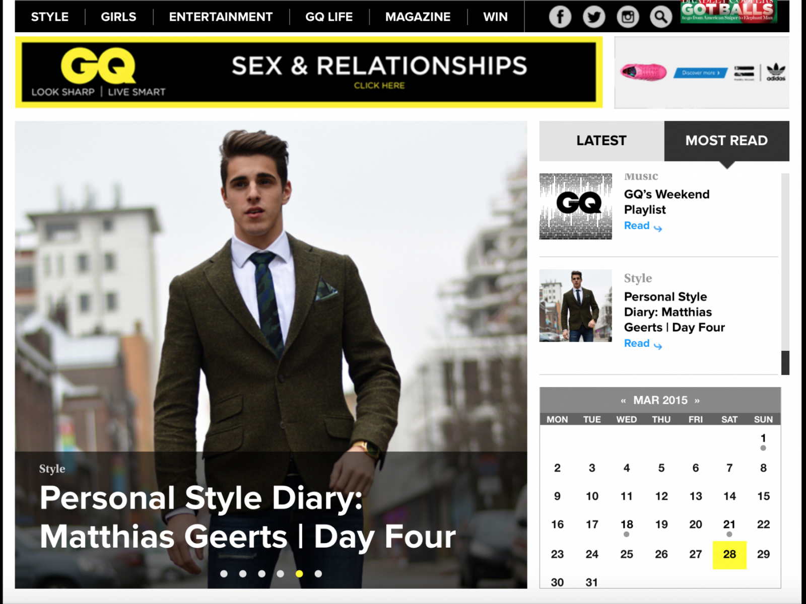 GQSouthAfrica Homepage 2
