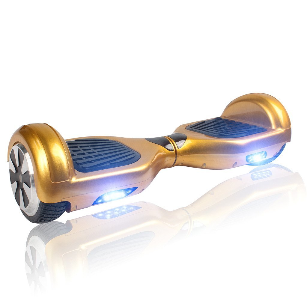 Hoverboard-uwheels-Skywalkers-skywalker-glider-glidr-electric-scooter-segway-Two-Wheels-Smart-Self-Balancing-Scooters-Electric-Drifting-Board-Personal-Adult-Transporter-with-LED-Light-GOLD