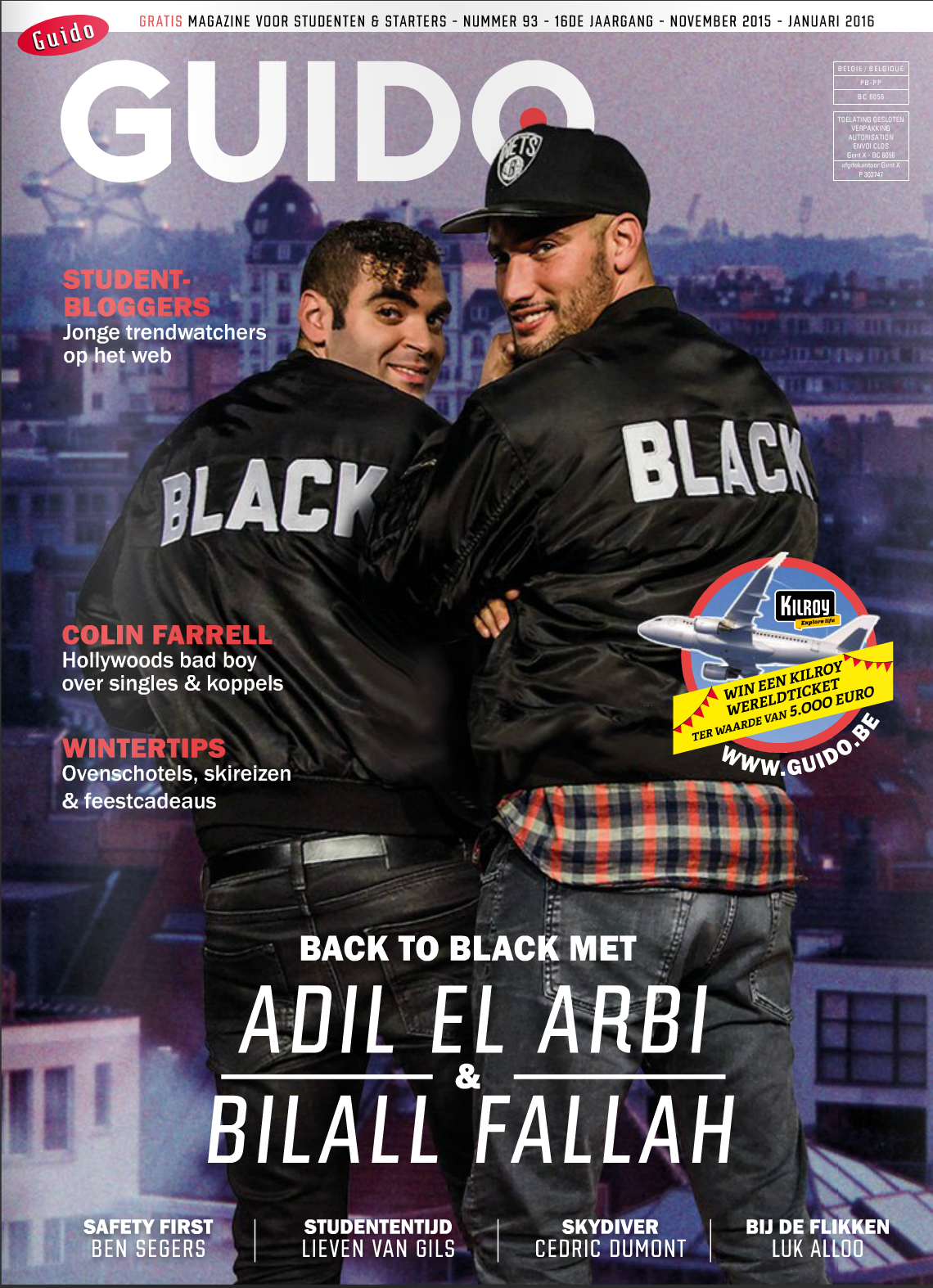 Cover GUIDO November 15