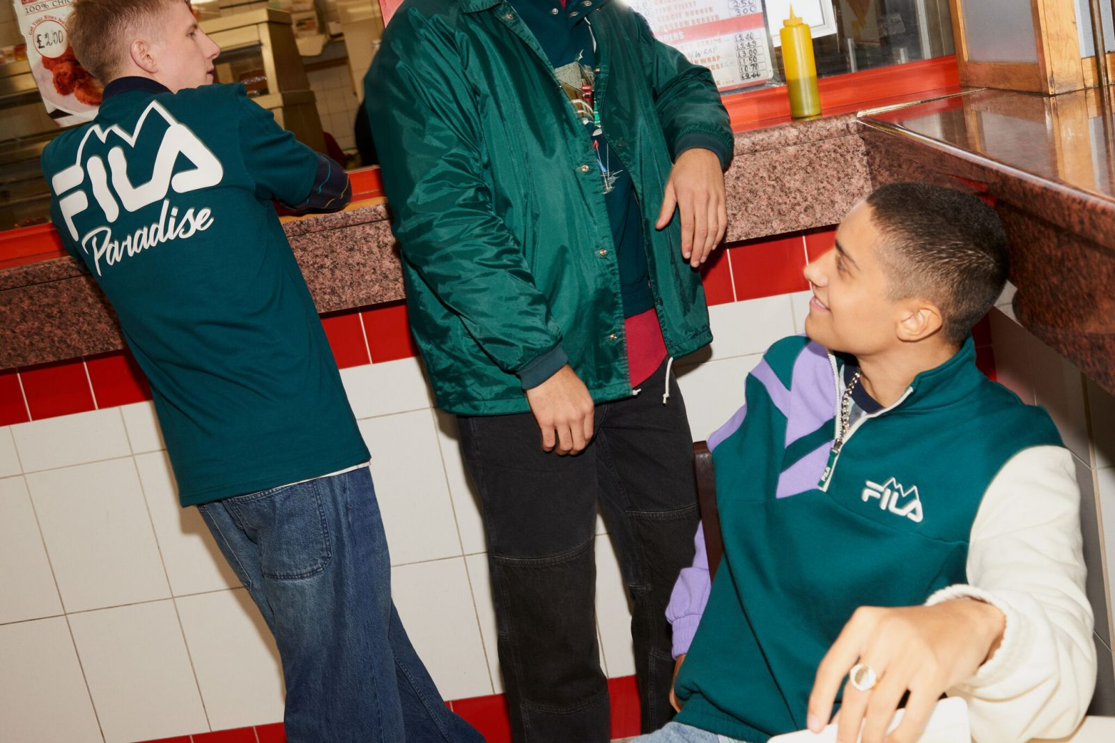 FILA and Urban Outfitters Join Forces on an Exclusive Men's